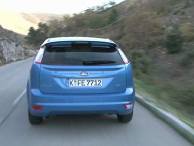 Essai Ford Focus ECOnetic