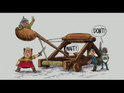 Caricaturistes - Fantassins de la démocratie, bande annonce