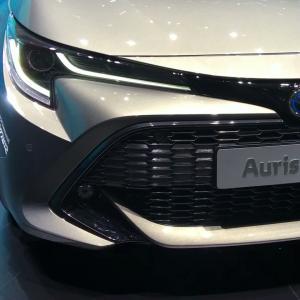 La Toyota Auris 2018 en vidéo depuis le salon de Genève