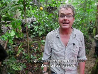 Nature : Des conditions de tournage spectaculaire