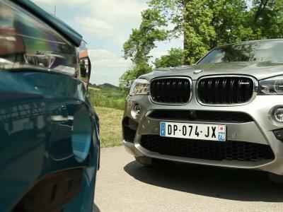 Essai BMW X5M (F85) & X6M (F86)