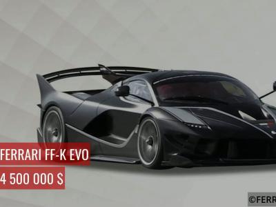 Top 10 des voitures les  chères en achat immédiat