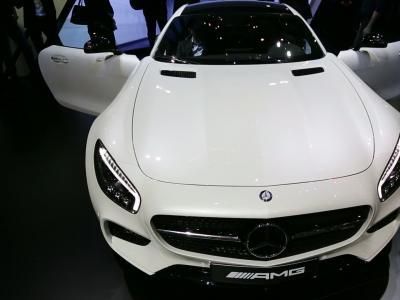 Genève 2015 | Mercedes-AMG GT3