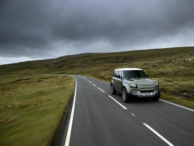 Land Rover va expérimenter un Defender avec motorisation hydrogène