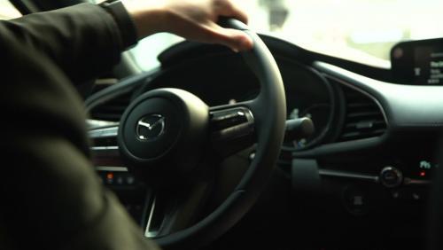 Sur la route de Ted... en Mazda3