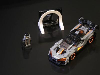 McLaren Senna : présentation de la version Lego