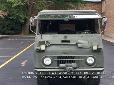 Volvo L3314 Laplander Camper de 1963 : le camping-car militaire en vidéo