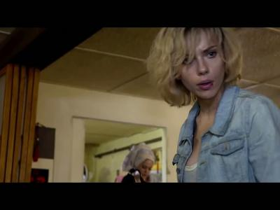 Lucy - trailer