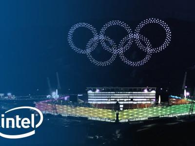 Intel | Experience the Team in Flight at PyeongChang 2018