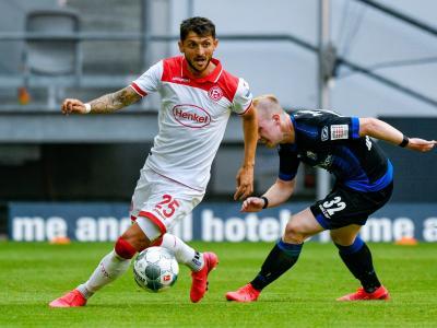 Bundesliga - Düsseldorf, quand ça ne veut pas...