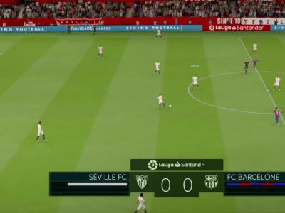 FC Séville - FC Barcelone : notre simulation FIFA 20 (Liga - 30e journée)