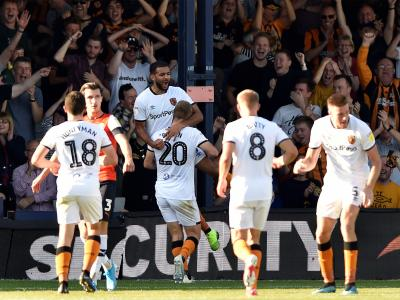 Championship : l'improbable but de Hull City !