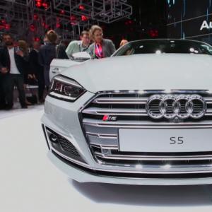 Mondial 2016 : Audi A5 Sportback