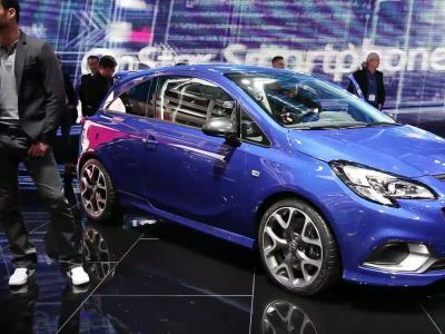 Genève 2015 | Opel Corsa OPC
