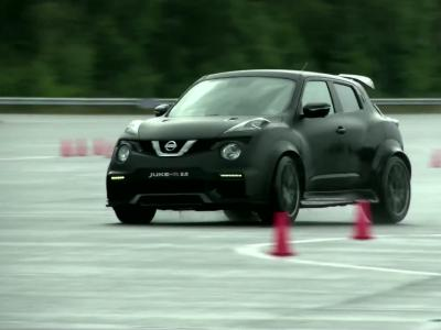 Essai Nissan Juke R 2.0
