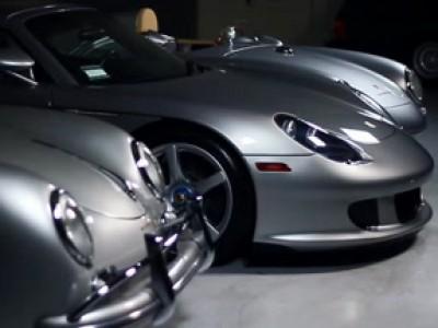 3 icônes Porsche juste pour le plaisir des yeux