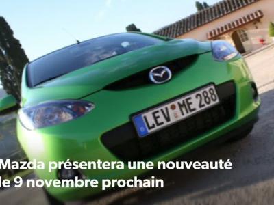 Mazda3 : nouvelle génération présentée le 9 novembre