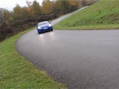 Essai Nissan 350Z Roadster