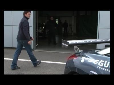 #016-A bord de la Peugeot RCZ au Nürburgring