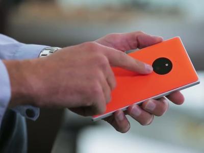 Lumia 830, le milieu de gamme de Nokia