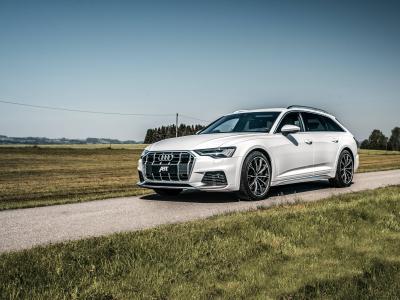 Audi A6 Allroad : focus sur la prépa ABT Sportsline