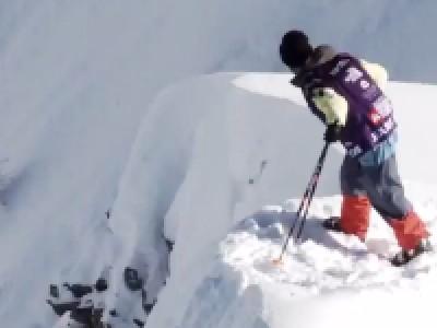Freeride World Tour 2013 #2 : victoire française et italienne au pied du Mont-Blanc