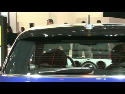 Mini Paceman - Mondial 2012