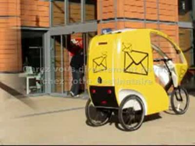 CycloCargo le vélo utilitaire