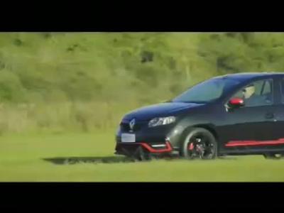 Renault Sandero R.S. Racing Spirit : en rouge et noir !