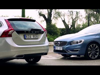 Les nouvelles Volvo S60/V60/XC60 en images