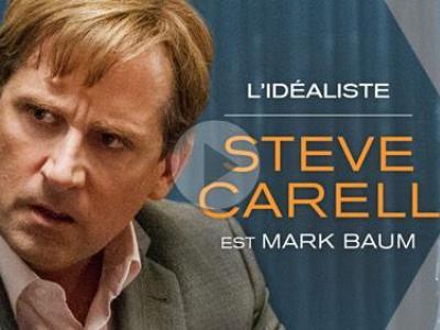 Steve Carell est L'Idéaliste