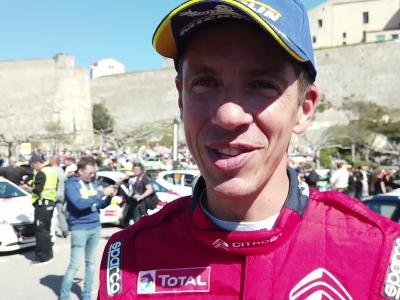 Rallye de Corse WRC : notre interview décalée de Julien Ingrassia, co-pilote de Sébastien Ogier