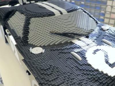 Comment construire une Ford GT en Lego?