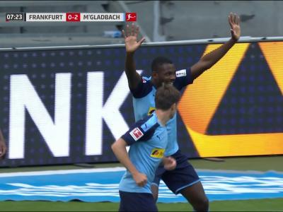 Bundesliga - M'Gladbach : Après Plea, au tour de Thuram !