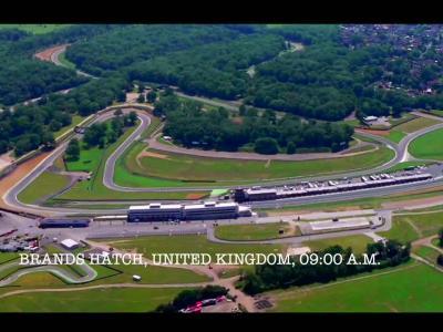 Le crunch France-Angleterre en BMW Série 4
