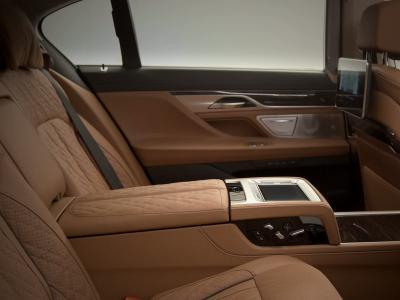 BMW Série 7 restylée : la vidéo officielle de la Berline de luxe