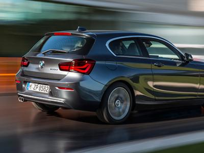 La BMW Série 1 s'offre un restylage plutôt bienvenu