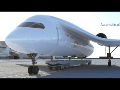 Link&Fly : l'avion du futur par AKKA Technologies