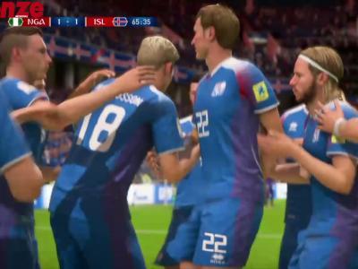 Nigéria - Islande : notre simulation sur FIFA 18