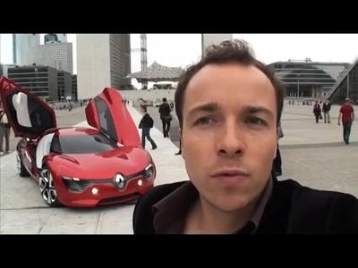 Excès de vitesse n°19 : Bain de foule pour le concept Renault DeZir