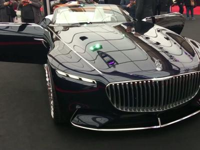 Festival Automobile International 2018 : Vision Mercedes-Maybach 6 Cabriolet Concept