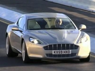 Aston Martin Rapid le joyau de la couronne