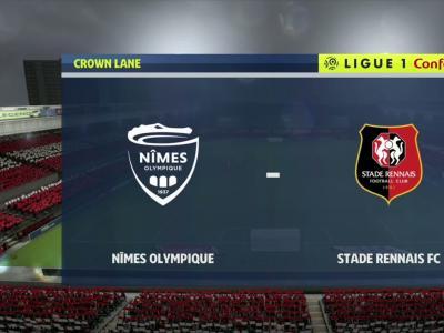 Nîmes - Rennes : notre simulation FIFA 20 (L1 - 3e journée)