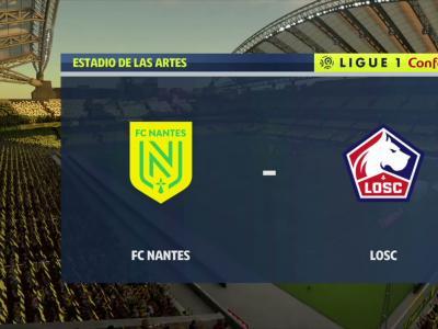 FC Nantes - LOSC : notre simulation FIFA 20 (Ligue 1 - 27e journée)