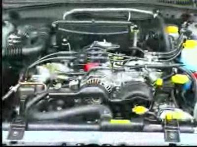 Essai Subaru Impreza 5 portes