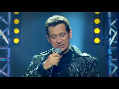 Laurent Gerra au Palais des Sports - Extrait Johnny Halliday