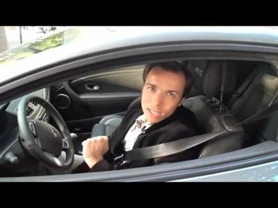 Excès de vitesse : Cours de cuisine pour la Mégane RS