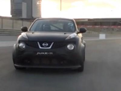 Essai Nissan Juke R
