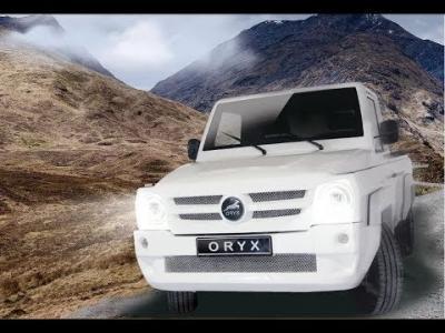 Timgad Oryx : présentation du premier Pick-up 100% algérien