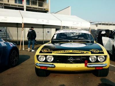 À la poursuite de l'Opel Manta A (reportage)
